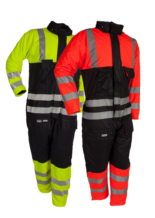 LR33 | High-Visibility Winter Coverall