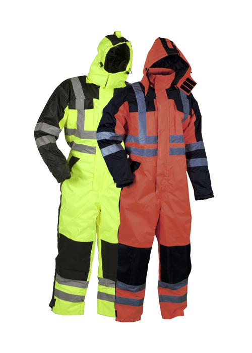 LR5033 |  High-Visibility Winter Coverall