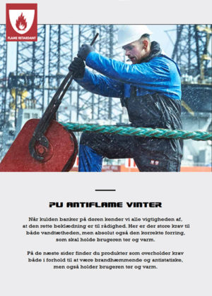 PU Antiflame Vinter