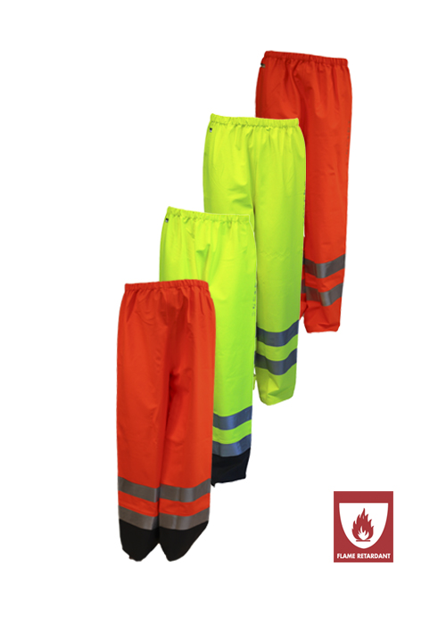 ARC-LR4052 | Flame-Retardant High-Visibility Trousers