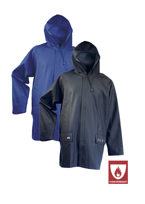 ARC-LR4048 | Flame-Retardant Rain Jacket